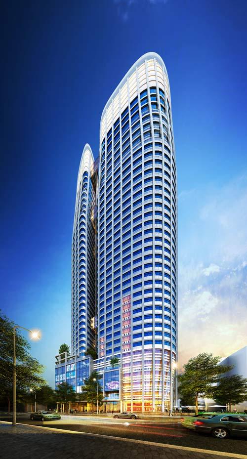 Panorama Nha Trang trong mắt các nhà tư vấn kiến trúc - 2