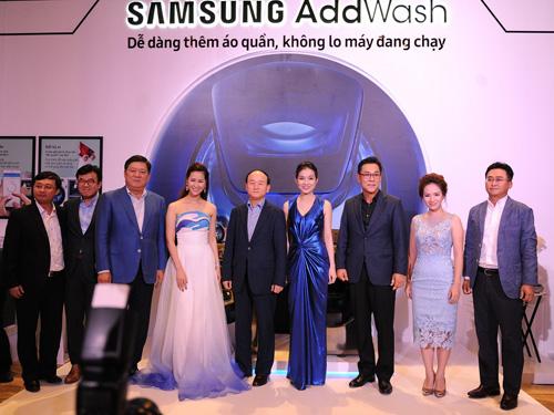 Cùng sao trải nghiệm công nghệ giặt giũ mang tính cách mạng mới - 8