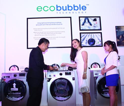 Cùng sao trải nghiệm công nghệ giặt giũ mang tính cách mạng mới - 3