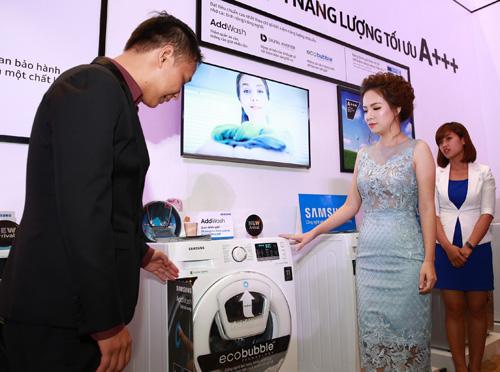 Cùng sao trải nghiệm công nghệ giặt giũ mang tính cách mạng mới - 4