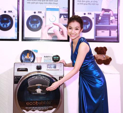 Cùng sao trải nghiệm công nghệ giặt giũ mang tính cách mạng mới - 1