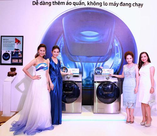 Cùng sao trải nghiệm công nghệ giặt giũ mang tính cách mạng mới - 5