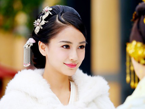 Sốc vì nhan sắc không photoshop của vợ Huỳnh Hiểu Minh - 4