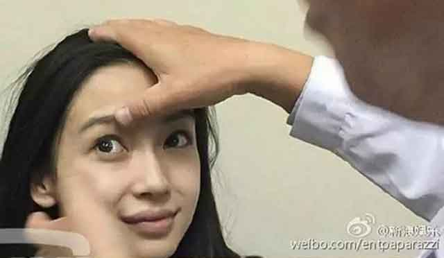 Sốc vì nhan sắc không photoshop của vợ Huỳnh Hiểu Minh - 13
