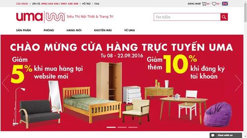 Thỏa thích sắm sửa đồ nội thất chỉ bằng 1 cú click - 1