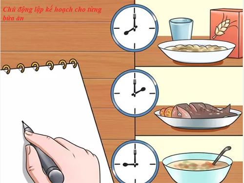 6 bước trong ngày giúp bạn giảm cân nhanh nhất - 1