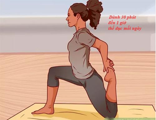 6 bước trong ngày giúp bạn giảm cân nhanh nhất - 5