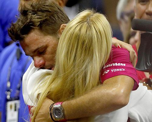Bồ xinh: Động lực để Wawrinka vô địch US Open - 2