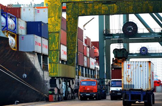 Logistics yếu kém, xuất nhập khẩu thua thiệt - 1