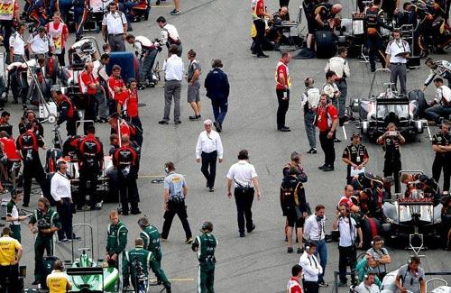 F1 đổi chủ 8 tỷ đô: Tham vọng phủ sóng toàn cầu - 1