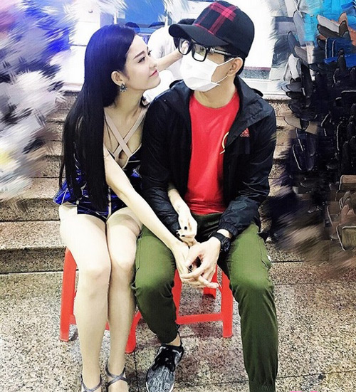 Trương Quỳnh Anh ngày càng bạo dạn với Tim nơi công cộng - 5