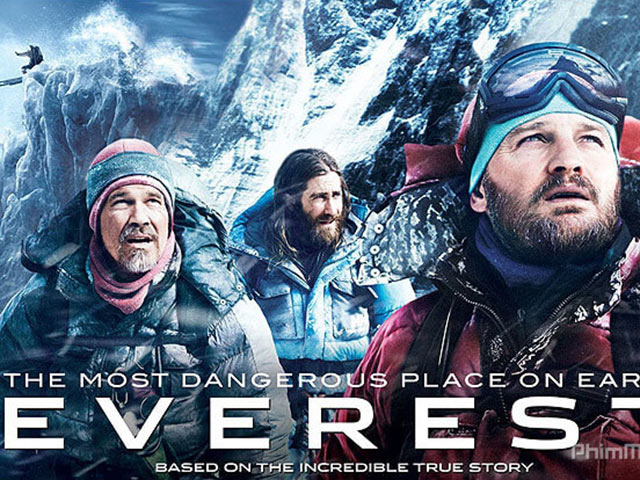 Trailer phim: Everest - 1