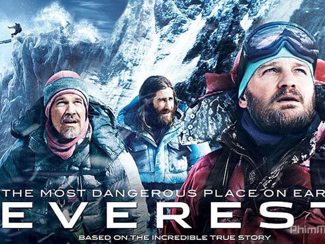 Trailer phim: Everest - 1