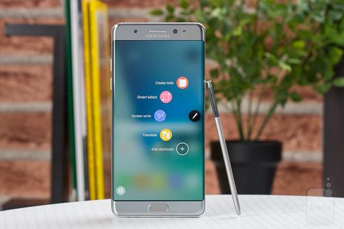 Samsung sẽ vô hiệu hóa Galaxy Note 7 nếu không đổi trả - 1
