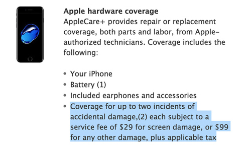 """Apple giảm giá """"sốc"""" khi thay màn hình iPhone - 2"""