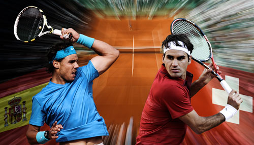 BXH tennis 12/9: Nadal vui, Federer buồn - 1