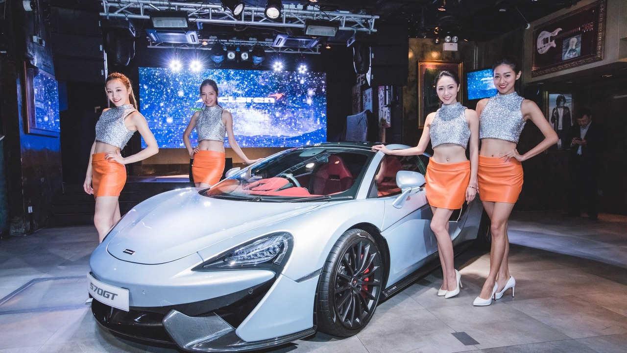 """""""Hàng nóng"""" McLaren 570GT chính thức ra mắt - 1"""