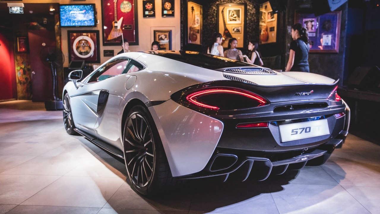 """""""Hàng nóng"""" McLaren 570GT chính thức ra mắt - 4"""