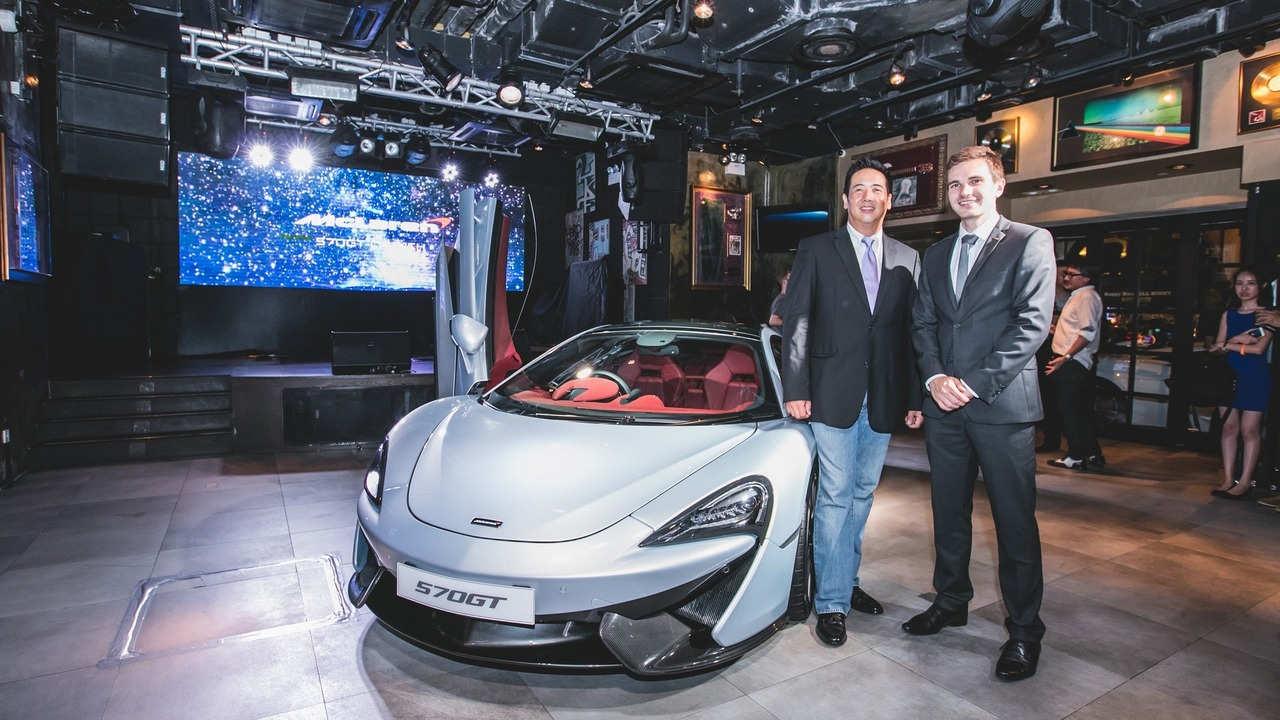 """""""Hàng nóng"""" McLaren 570GT chính thức ra mắt - 3"""
