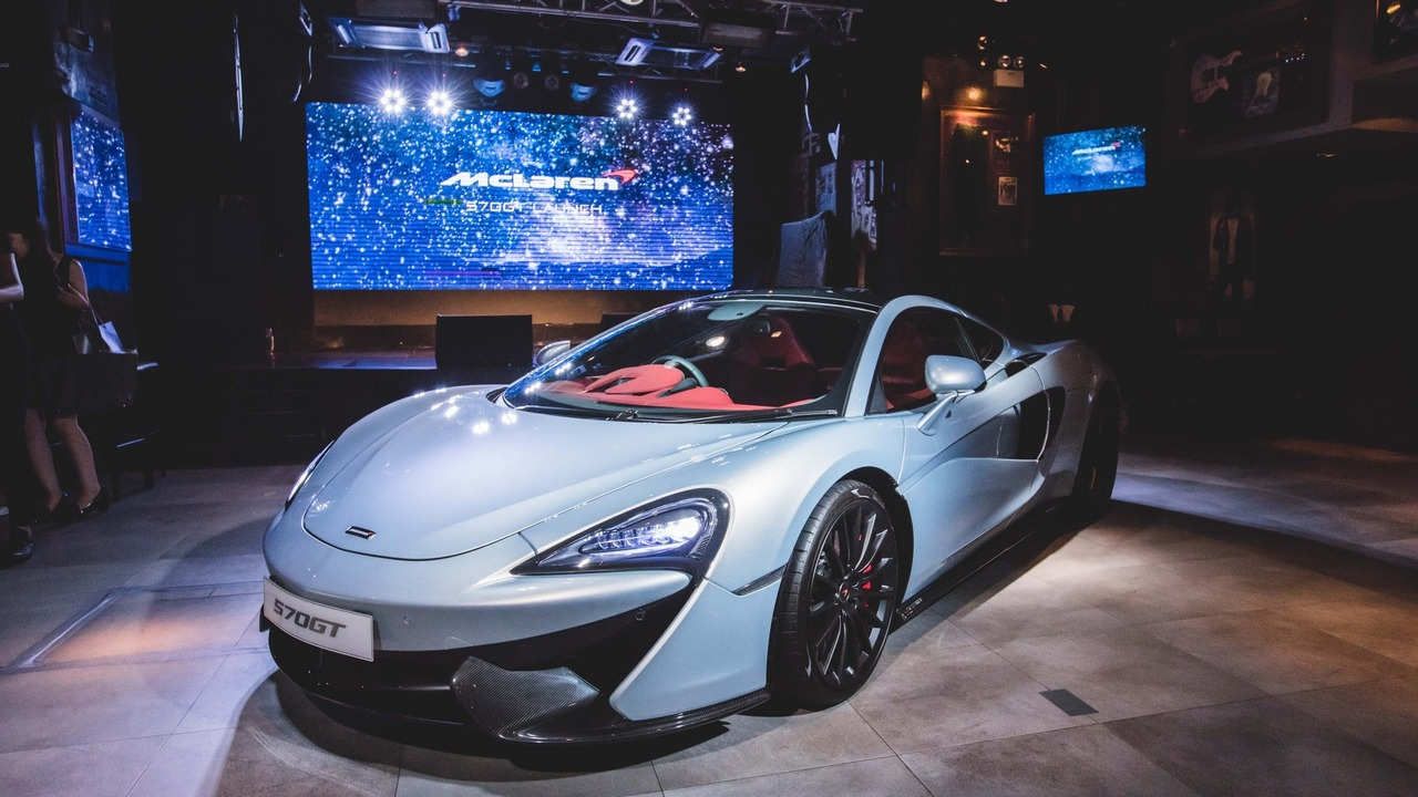 """""""Hàng nóng"""" McLaren 570GT chính thức ra mắt - 2"""
