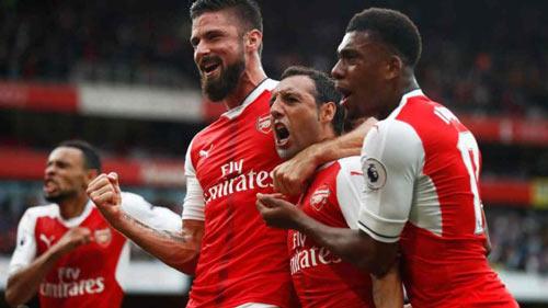 Arsenal: Sức sống mới từ con người cũ - 2