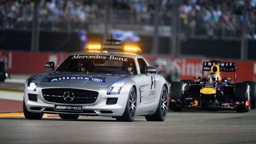 """F1, Singapore GP: """"Sinh tử"""" ở đảo quốc sư tử - 1"""