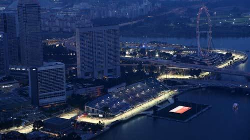 """F1, Singapore GP: """"Sinh tử"""" ở đảo quốc sư tử - 2"""