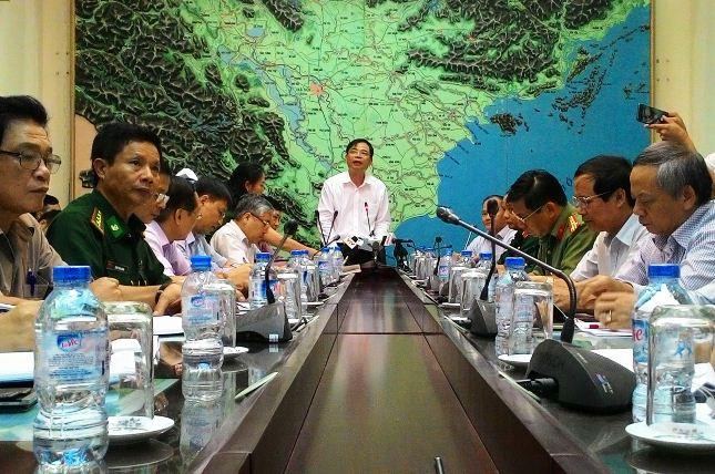 Tối nay, bão số 4 sẽ đổ bộ Quảng Nam-Bình Định - 1