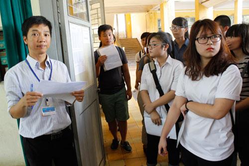 Thi THPT Quốc gia 2017: Hội Toán học VN phản đối thi trắc nghiệm môn Toán - 1