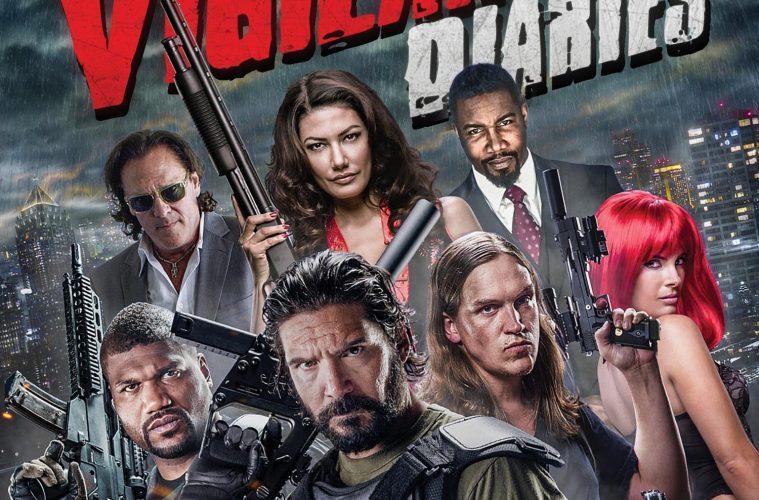 Trailer phim: Vigilante Diaries - 1