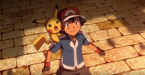 Cơn sốt Pokémon tiếp tục kéo dài với bom tấn hoạt hình - 4