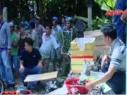 Video An ninh - Phát hoảng lô vũ khí trong nhà băng trộm nghiện ma túy