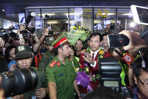 Hoàng Xuân Vinh rộng cửa giành Cúp Chiến thắng 2016 - 2