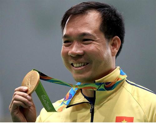 Hoàng Xuân Vinh rộng cửa giành Cúp Chiến thắng 2016 - 1