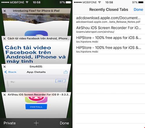 6 thao tác 'độc' trên iPhone có thể bạn chưa biết - 2