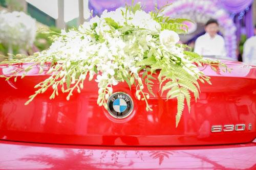 Choáng màn rước dâu 100 xe ô tô của cặp đôi Sơn La - 4
