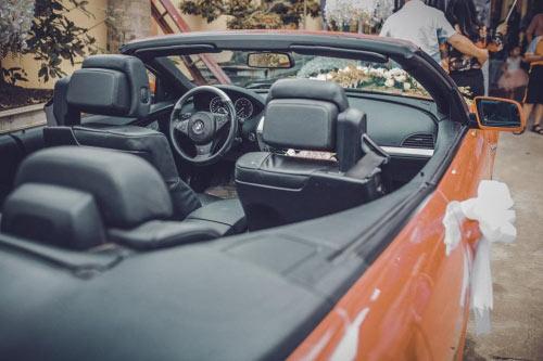 Choáng màn rước dâu 100 xe ô tô của cặp đôi Sơn La - 5