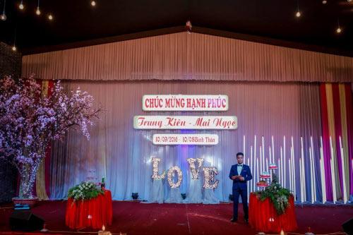 Choáng màn rước dâu 100 xe ô tô của cặp đôi Sơn La - 9