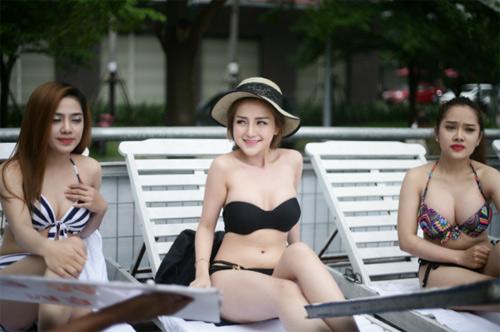 DJ Na diện bikini nóng bỏng trong phim hài mới - 4