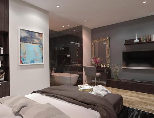 18/9: Mở bán chính thức căn hộ Eco City Long Biên - 2