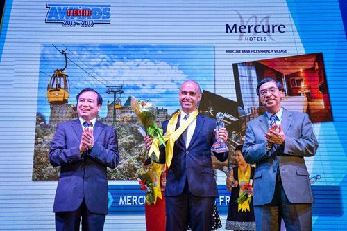 Khách sạn Mercure Bà Nà Hills French Village nhận hai giải thưởng kép - 2