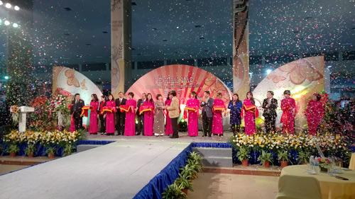 Hội chợ Thời trang Việt Nam - VIFF 2016 - 1