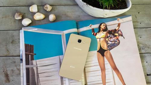 Cơ hội trúng 1 trong 30 lượng vàng khi mua Galaxy A5/A7/A9 phiên bản 2016 - 1