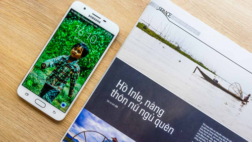Cơ hội trúng 1 trong 30 lượng vàng khi mua Galaxy A5/A7/A9 phiên bản 2016 - 3