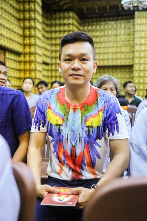 Sao Việt làm lễ cầu an cho Minh Thuận đúng ngày sinh nhật - 3