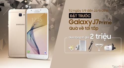 Vì sao Samsung Galaxy J7 Prime sốt hàng trên toàn cầu? - 5