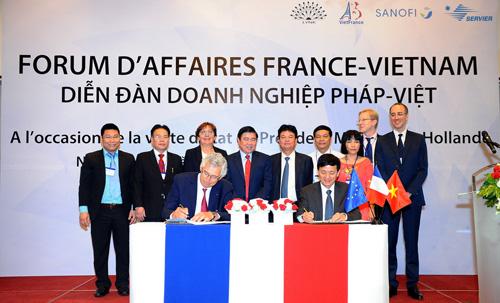 Sanofi ký kết thỏa thuận hợp tác chiến lược với Vinapharm - 2