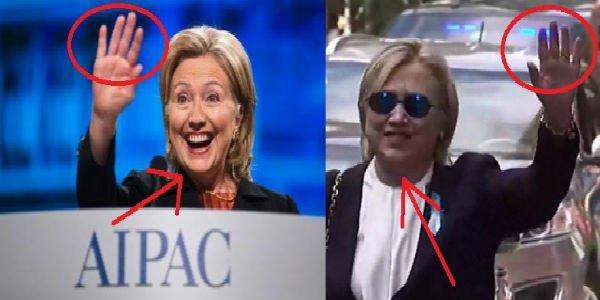 Bà Clinton có người đóng thế sau khi bị bệnh nặng? - 1