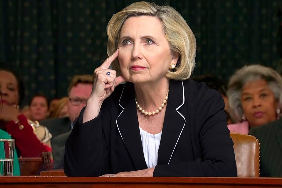 Bà Clinton có người đóng thế sau khi bị bệnh nặng? - 3