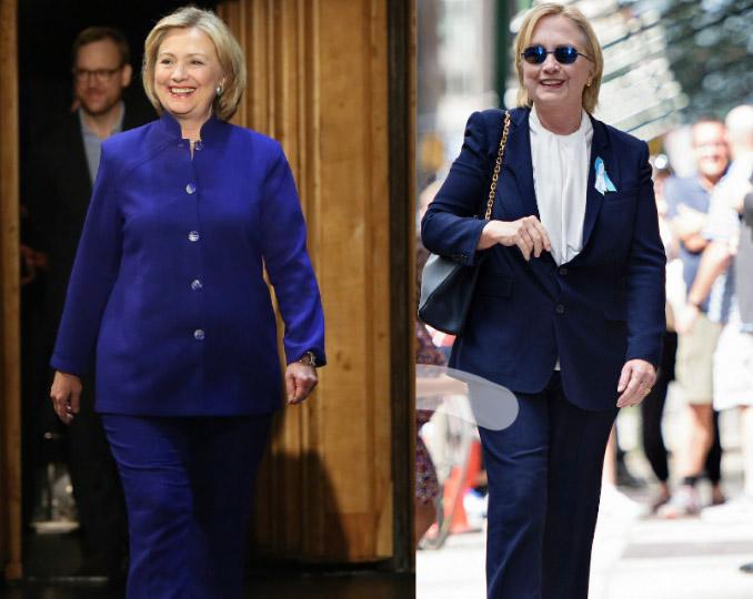 Bà Clinton có người đóng thế sau khi bị bệnh nặng? - 2